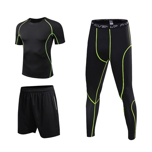 Men Compression Sports Set