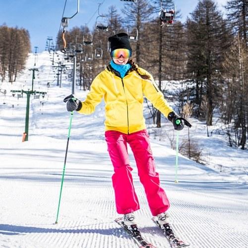 Gogle narciarskie OGT UV Protection