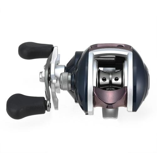 Mulinello da pesca Baitcast leggero ad alta velocità 8.1: 1