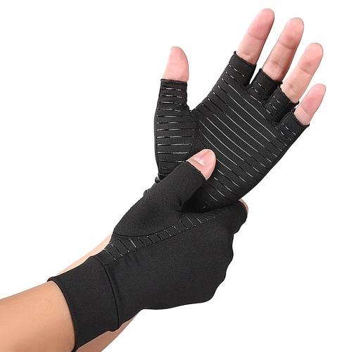 Перчатки для защиты от артрита Медные перчатки Перчатки для здравоохранения Перчатки для кормящих