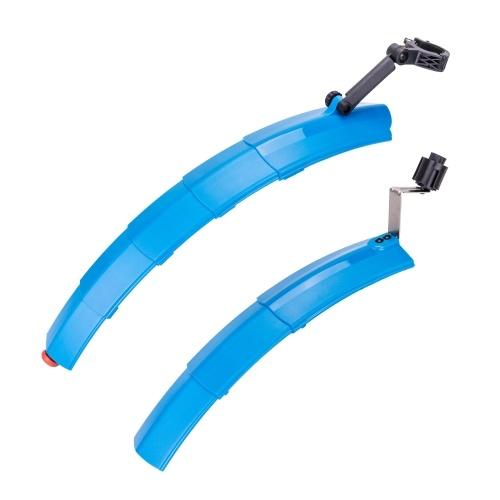 Телескопические крылья для горных велосипедов Телескопические крылья для велосипеда Складные аксессуары для дорожных велосипедов Брызговики
