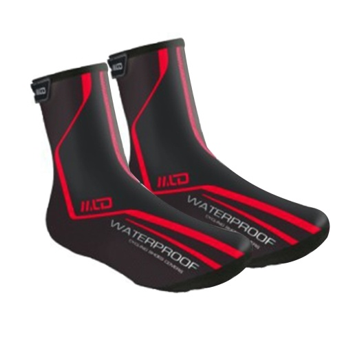 Overshoes Bicycle Shoe Cover Shoe Protector Waterproof Lightweight Winter Warmer for Cycling Road Biking MTB Bicycle Image