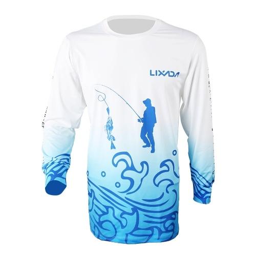 Lixada - Langärmliges Angelhemd