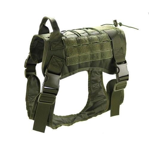 Service Dog Vest wasserabweisende Tasche