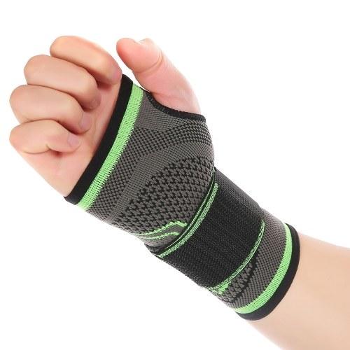 Wrist Support Sleeve Half-Finger Wrist Band