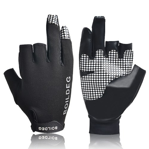Fishing Gloves Anti-slip Fishing Gloves