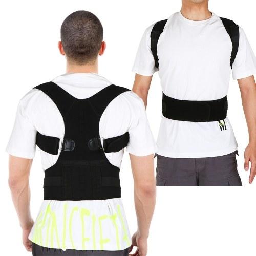 Schulter Wirbelsäule Rückenstütze Gürtel für Männer Frauen