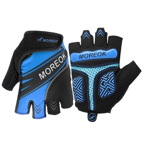 Reflective Summer Cycling Gloves Image