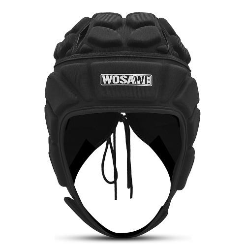 Adjustable Goalkeeper Helmet фото