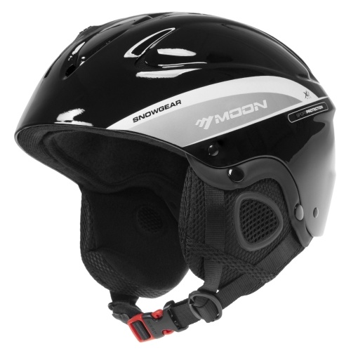 Snowboard Helmet with Earmuffs Women Men
