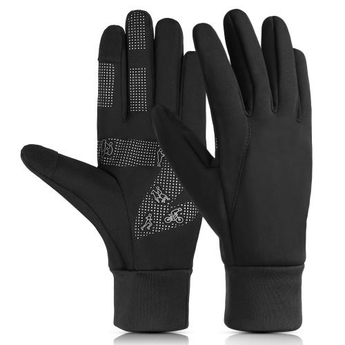 Luvas de inverno com tela sensível ao toque