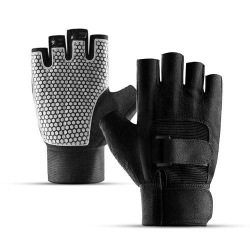 Cycling Half-finger Non-slip Gloves