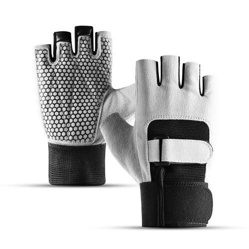 Cycling Half-finger Non-slip Gloves Image