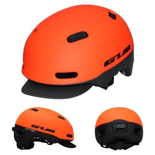 GUB Bicycle MTB Road Bike Helmets Men Women Cycling Helmet with Removable Sun Visor Image