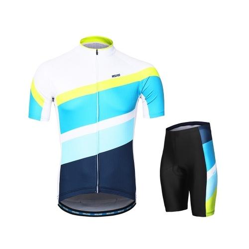 Conjunto de roupa de ciclismo para homem ARSUXEO