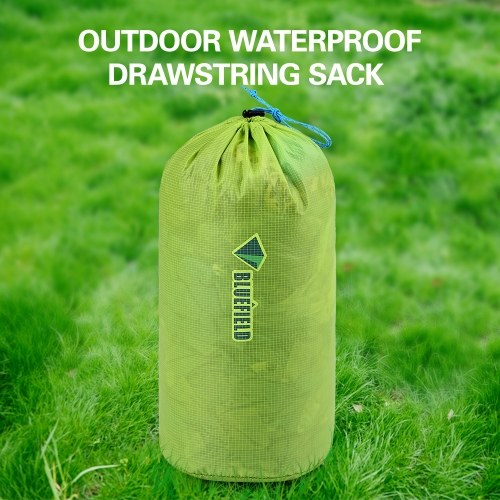 Ultra Light Drawstring Bag Nylon Water Repellent Bag