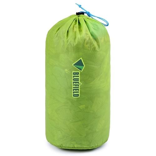 Ultra Light Drawstring Bag Nylon Water Repellent Bag Tent Peg Pouch Outdoor Equipment
