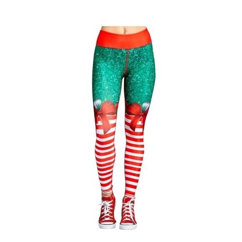 Frauen Fashion Slim Schmale Bein Hohe Taille Lange Hosen