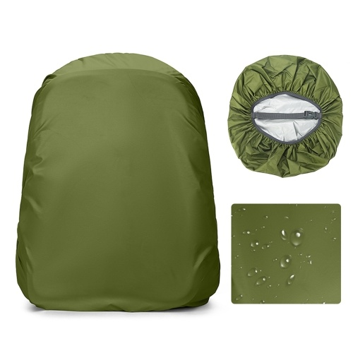 Backpack Cover Women Men Waterproof Bag Rain Cover For Cycling Camping Hiking Mountaineering Running Fishing