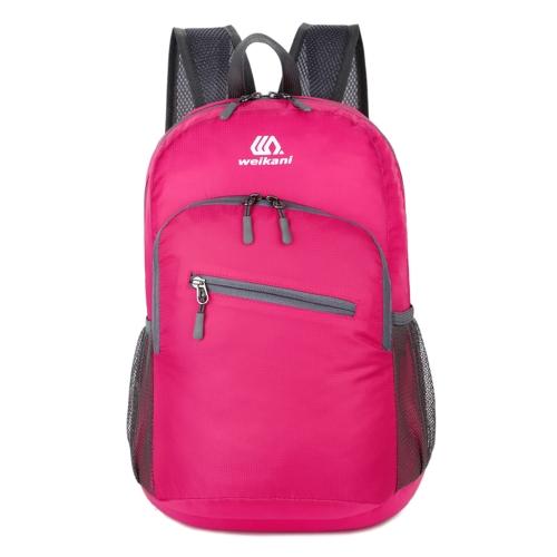 18L Packable Backpack Легкий складной футляр для путешествий Сумка для дайвинга Открытый спорт Кемпинг Пешие прогулки Велоспорт