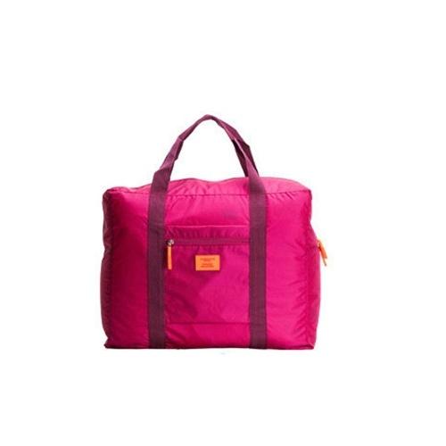 Portable Travel Storage Bag Waterproof Polyester Folding Luggage Handbag Pouch