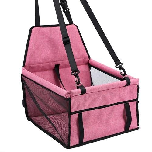Dog Puppy Cat House Seat Bag Basket