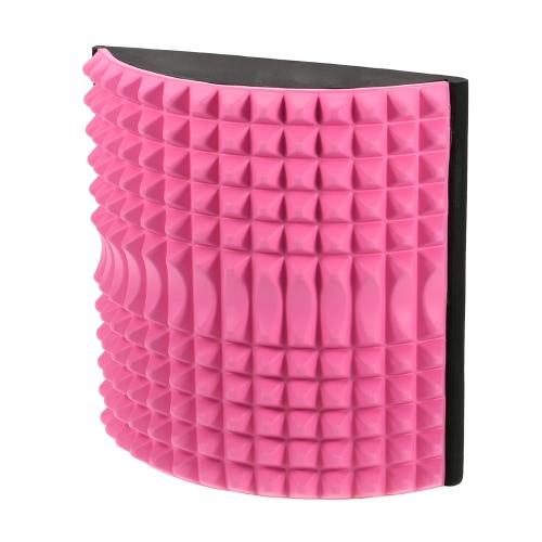 Yoga fitness inarcò la schiena Stretching non alimentato dispositivo Spike trazione spinale massaggio lombare Supporto barella Relax