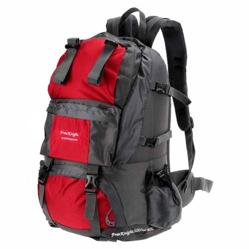 50 Л открытый спортивный рюкзак Пешие прогулки треккинг мешок, кемпинг альпинизм влагостойкая пакет путешествия восхождение рюкзак