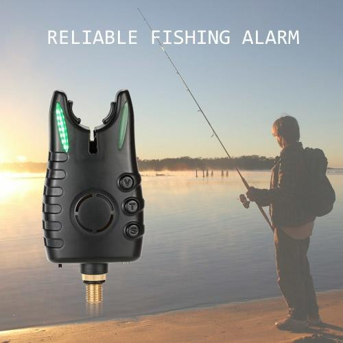 Morso di pesca Indicatore di allarme per Canna da pesca