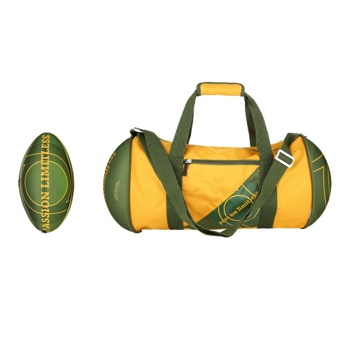 Outdoor Sports Duffel Bag Gym Fitness Bag Faltbare Männer Frauen Workout Sports Carry Bag Reisegepäcktasche