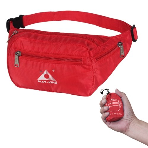 Outdoor Ultralight Foldable Waist Bag