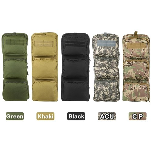 24inch охотничье снаряжение сумка для переноски MP5 слинг сумка обучение Duffle Pack охотничье снаряжение ножны перевозчик фото