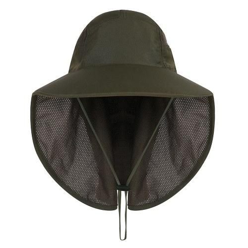 Chapeaux de soleil unisexe pour la protection UV extérieure