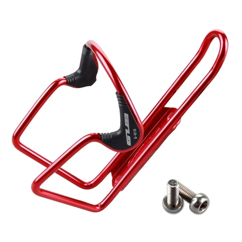 Aluminum Bicycle Bike Water Bottle Cage Cycling Drink Water Bottle Rack Holder Image
