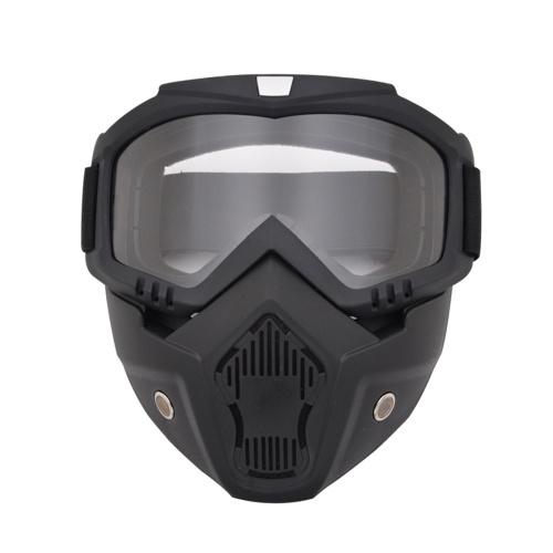 Modular Mask Detachable Goggles Image