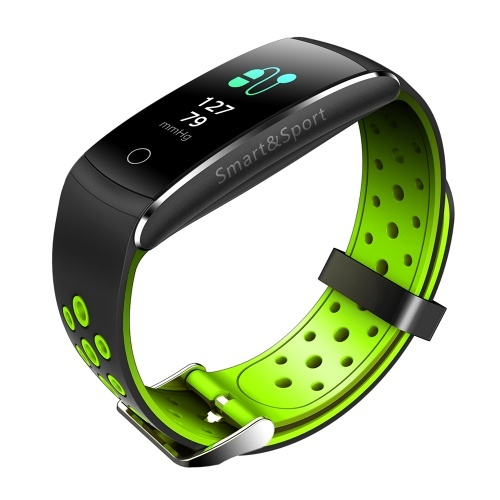 Multifunction Intelligent Bracelet With Step Counting Health Monitoring