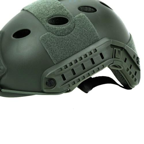 Image of Outdoor Helmet CS Airsoft Paintball Base Jump Protective Helmet