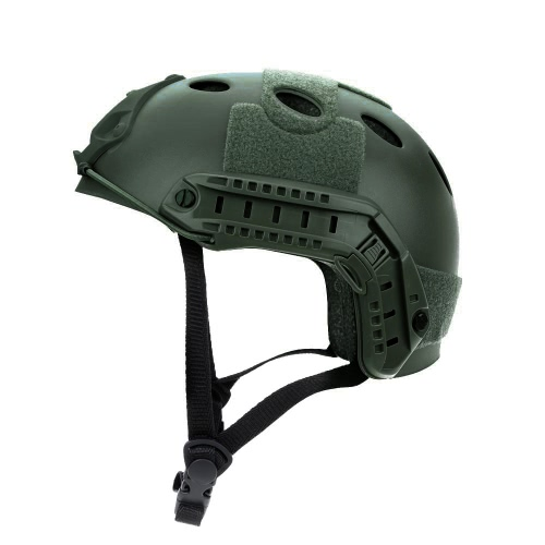 Casco al aire libre CS Airsoft Paintball base saltar casco de protección