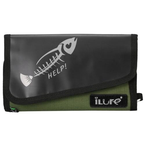 Fishing Jig Bag Portable Folding Fishing Bag