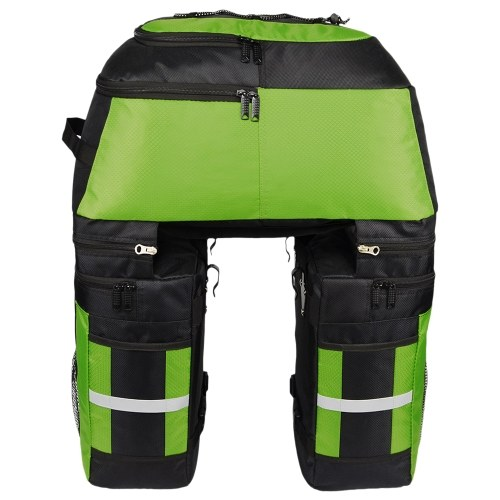 Multifunction 70L Bike Trunk Bag