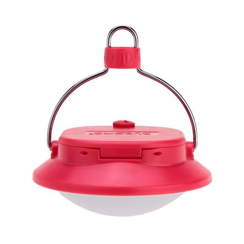 Ricaricabile Outdoor Lanterna tenda Super luce LED Camping Camping Lanterna emergenza lampada d'attaccatura