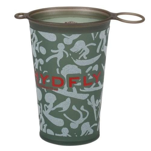 2 предмета 200 мл Складная чашка для мягкой воды для спорта на открытом воздухе Пеший туризм Велоспорт Кемпинг Бег