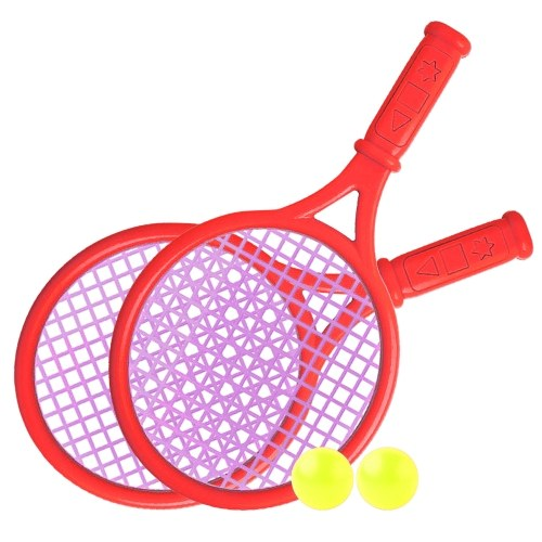 Kids Tennis Racquet Set Children Funny Tennis