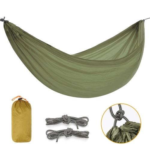 8.2 x 4.7ft Ultralight Hammock Portable Camping Hammock for Backpacking Travel Beach Yard