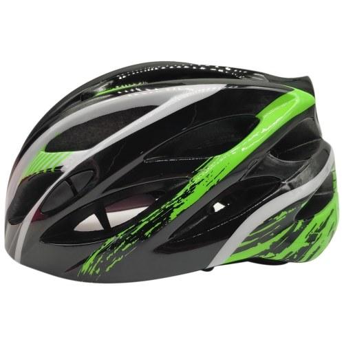 Шлем для горного велосипеда с задним фонарем Мужчины Женщины Сверхлегкий Регулируемый MTB Велоспорт Велосипедный Шлем Спортивный Открытый Защитный Шлем