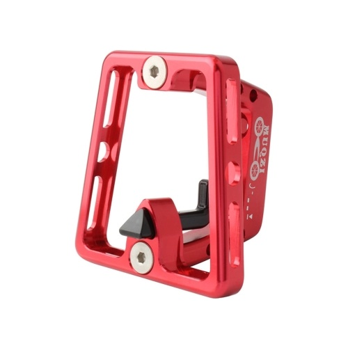 Bike Front Carrier Support Bracket Aluminum Alloy Bicycle Handlebar Basket Support Rack Image
