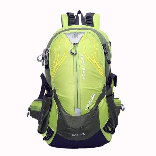 40 L 屋外防水旅行サイクリング リュックサック バックパックの雨カバー ・ ヘルメット カバー
