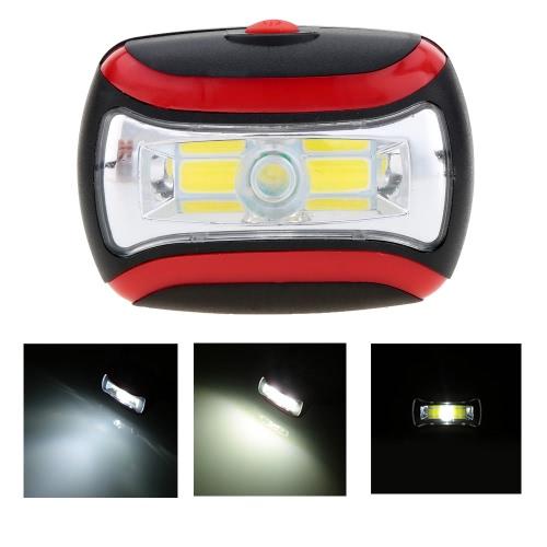 5W ligero LED linterna pesca luz iluminación exterior LED linterna Camping