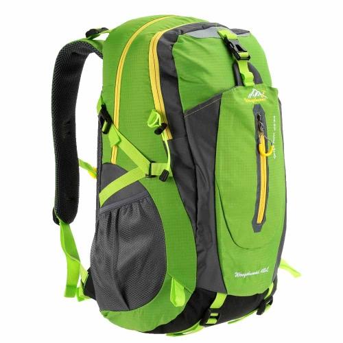 40L impermeabile traspirante spalla Zaino Outdoor viaggio trekking alpinismo zaino Unisex Daypack