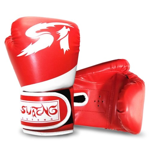 Children Boxing Gloves Kids Kick Boxing Training Gloves Youth Muay Thai Punching Bag Mitts Boxing Practice Equipment for Punch Bag Sack Boxing Pads Age 3 to 10 Years Old